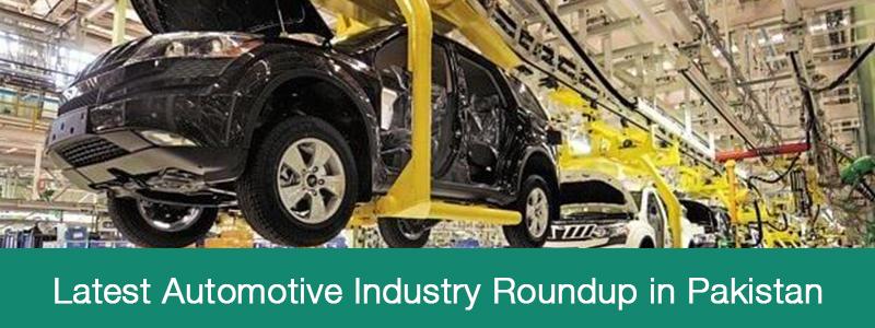 Automotive Industry Pakistan