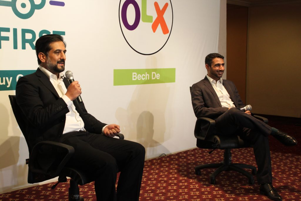 OLX & CarFirst