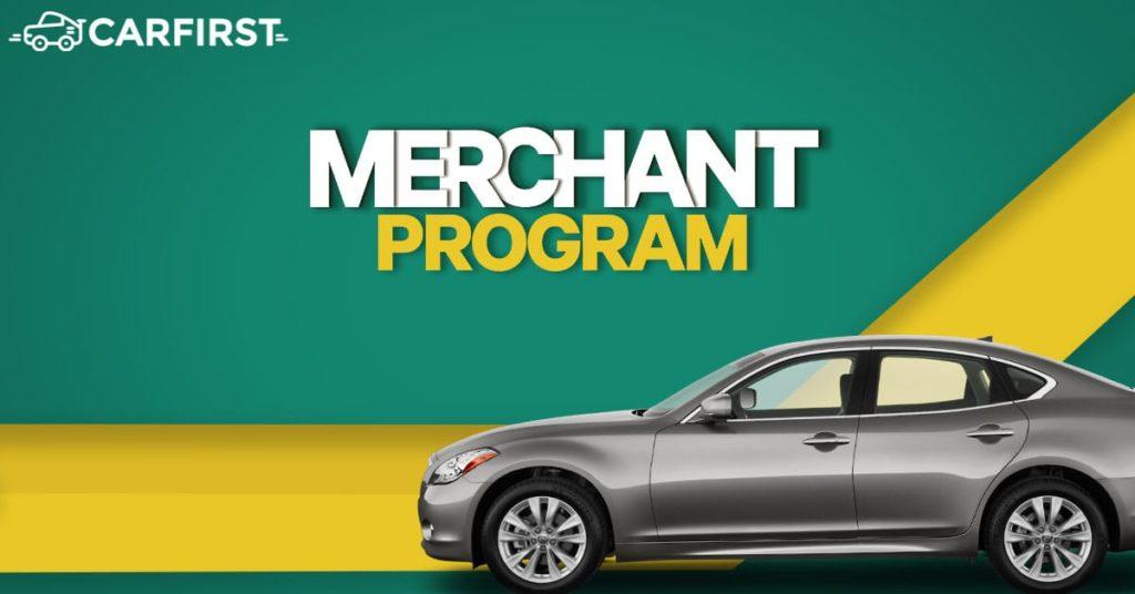 Merchant Program CarFirst